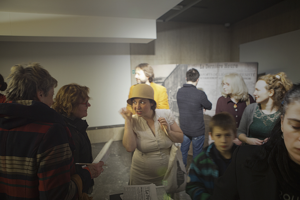 Site specific project